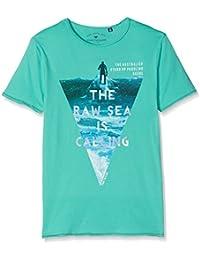 TOM TAILOR Kids Jungen T-Shirt Photoprint Beach Tee