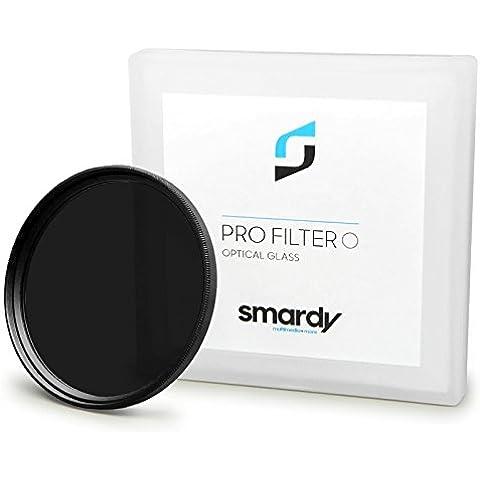 smardy 52mm Neutral Slim Filtro per il nero ND1000 3.0