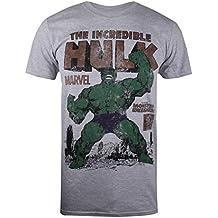 Marvel Hulk Rage, Camiseta para Hombre