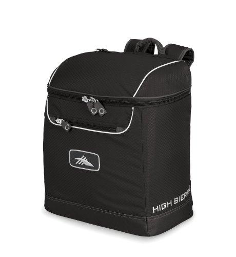 Alta Sierra cubo bolsa para botas, color negro,...