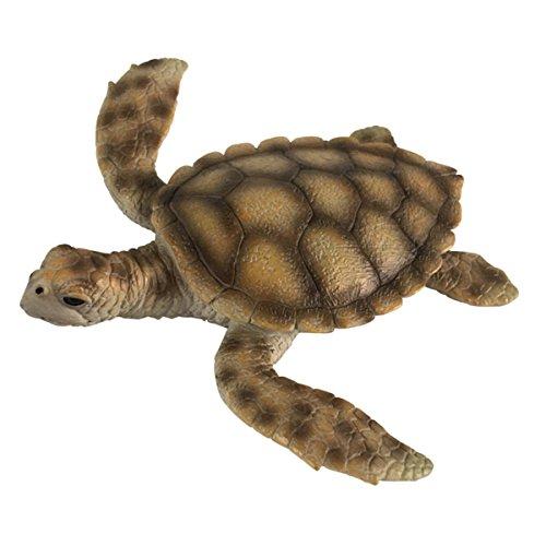 Yardwe Simulation Turtle Figure Realistic Fun Toys Sea Animal Model Party Favors for Kids