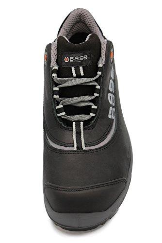 Base de S3SRC sécurité Chaussures Chaussures de travail–Métal libre Be Free  Noir