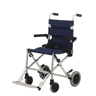 activera Reiserollstuhl Travelchair Model TC010, faltbar, wiegt nur 8,5 kg, belastbar bis 90 kg
