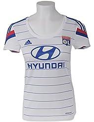 Adidas Olympique Lyonnais Maillot en jersey taille L (44)