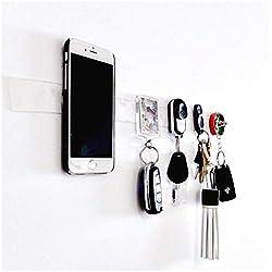 Sticky Pad® Super Tape - Bande Collante Lavable & Réutilisable - Sans Adhésif & Écologique (Nouvelle Formule, 2x Plus Collant) - MARQUE OFFICIEL - Transparent 3 Mètres