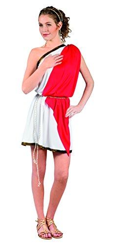 hsenenkostüm Cassandra, weiß (Halloween-kostüm Römische Kaiserin)