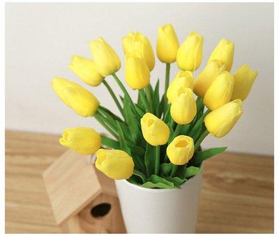 Fiori artificiali tulip camera da letto soggiorno
