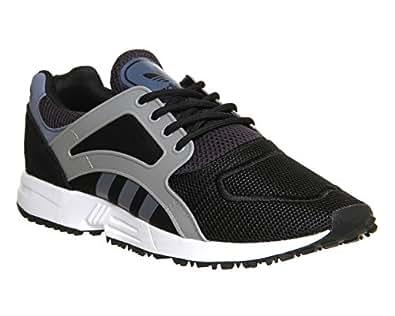 Adidas - Racer Lite Noir Gris Noir-Gris - Taille : 46