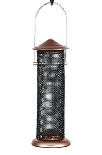 Woodlink Coppertop Mini Tube de Chardon Feeder Modèle Coptmini