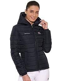 e434df40a199ff SPOOKS Damen Jacke, leichte Damenjacke mit Kapuze, Herbstjacke - New Kira  Jacket XS-