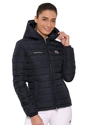 SPOOKS Damen Jacke, leichte Damenjacke mit Kapuze, Herbstjacke - New Kira Jacket Navy S