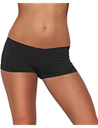 Court Ajusté Stretch Moulant Yoga Footing Cycliste Sport Short Sous-vêtements