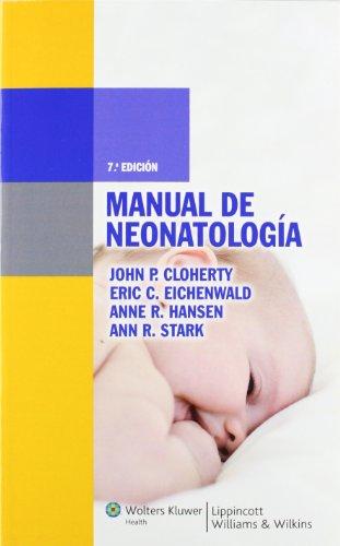 Manual de neonatologia por John P. Cloherty, Anne R. Hansen, Ann R. Stark