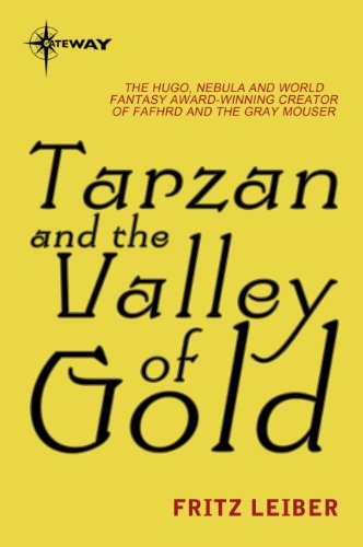 Tarzan and the Valley of Gold (English Edition)