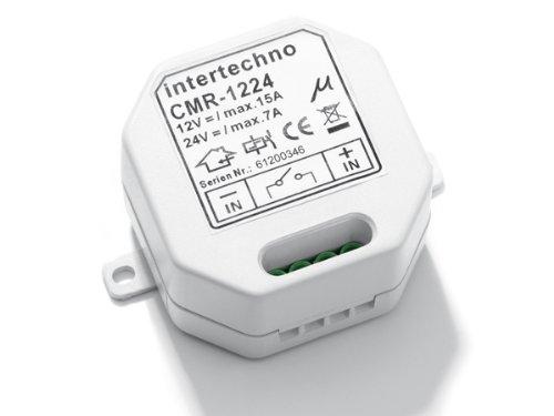 Intertechno cmr-1224weiß Schalter Elektro–Messer Elektro Zubehör (weiß)