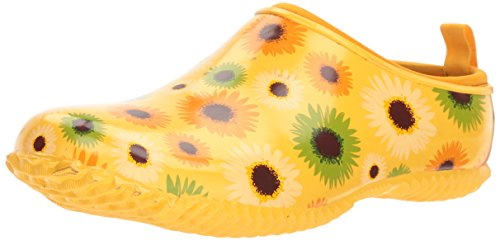 Western Chief Women's Garden Clog, Dried Daisies, 7 M US - Western Chief-clogs