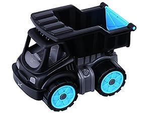 BIG Power-Worker Mini Dumper Sansibar vehículo de Juguete De plástico - Vehículos de Juguete (Negro, Azul, De plástico, Interior, 2 año(s), 5 año(s), Niño)
