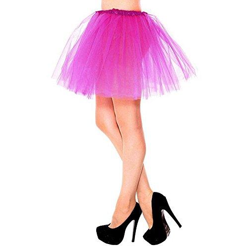YWLINK Damen HüBsches MäDchen TüLl Kleid Crinoline Ballet -