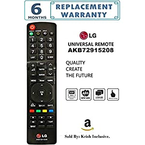 LG UNIVERSAL LED/LCD/PLASMA/OLED REMOTE (WORKS WITH ALL LG TV) NO SETUP REQUIRED