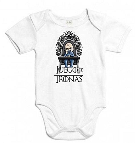 The Fan Tee Body de NIÑOS Juego de Tronos Stark Tyrion Dragon Daenery