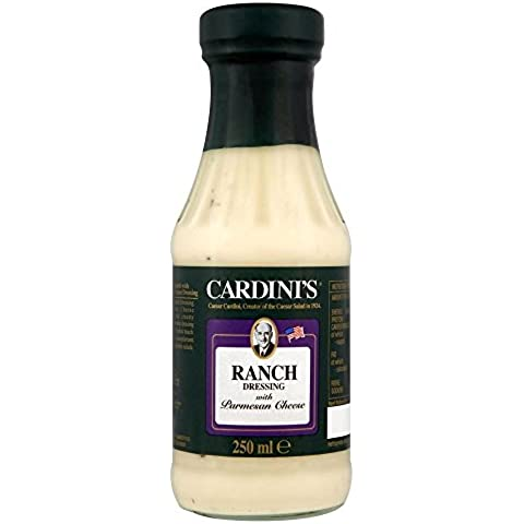 Cardini's Ranch Dressing (250ml) (Confezione da 6)