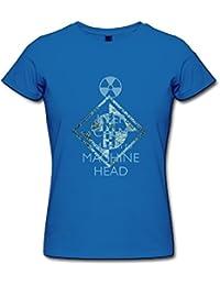 Girlfriend Fans 100% Cotton Machine Head Teeshirts XXXX-L