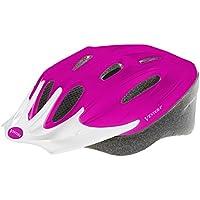 Casco de esquí con visera MAT Colour rosa 58-62 (L) cm