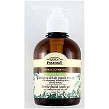 Elfa PHARM Green Pharmacy Gel Limpiador Aloe Vera sin parabenen piel seca 270 ml