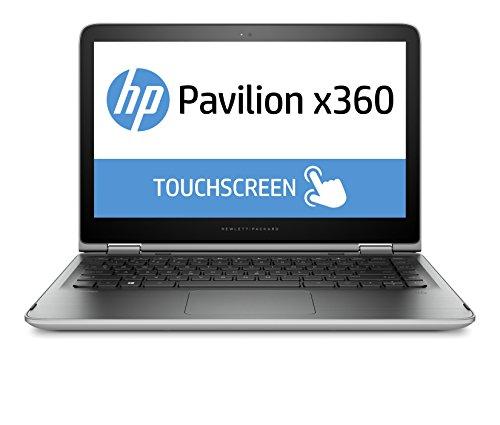 HP Pavilion x360 13-s107nl Notebook, Intel Core i3-6100U, RAM 4GB,