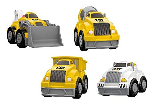 Mega Bloks - Vehículo, 4 modelos, 7 x 8 cm (CYR12)