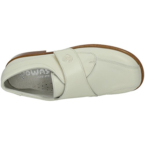 YOWAS , Chaussures de ville à lacets pour garçon Beige