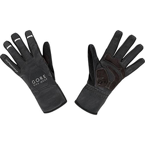 GORE BIKE WEAR UNIVERSAL WINDSTOPPER MID   GUANTES UNISEX  COLOR NEGRO (BLACK)  TALLA 7
