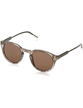 Tommy Hilfiger TH 1443/S 8H, Gafas de Sol Unisex-Adulto, Pttrwhtcrygy, 48