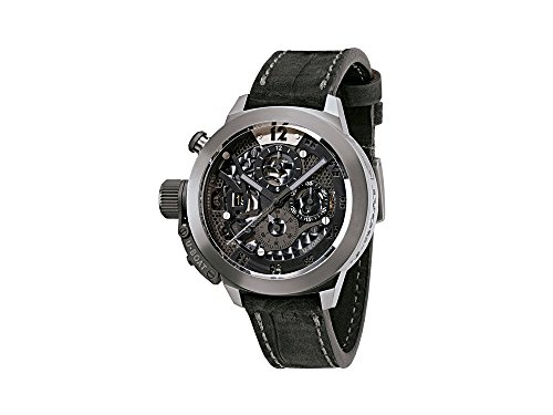U-Boat Classico Automatic Watch, Titanium, 45mm, Chronograph, 8060