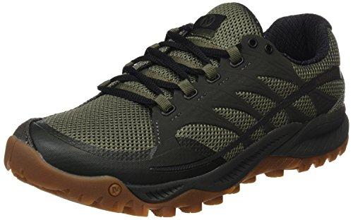 Merrell J91899, Zapatillas de Running Hombre, Verde (Dusty Olive), 40 EU
