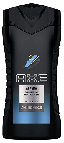 Axe Duschgel Alaska 250 ml, 6er Pack (6 x 250 ml)