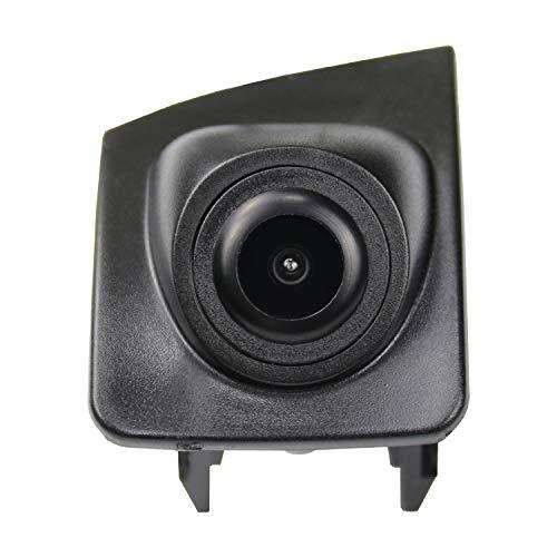 HD 720p Einparkhilfe Front-Kamera- perfekt & unauffällig ins Front-EmWasserdicht Nachtsicht blem integriert für BMW F10 / F11 / F07 5er GT 520i 528i 535i 530li 2014-2015