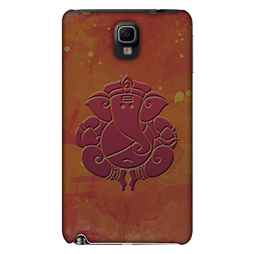 Samsung GALAXY Note 3 SM-N9005, Samsung GALAXY Note 3 SM-N900 Designer Case Printed Protective Back Cover Shri Ganesh Mangalmurti Morya for Samsung GALAXY Note 3 SM-N900  available at amazon for Rs.599