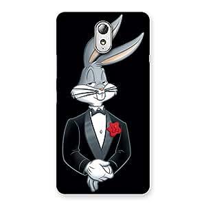 Neo World Stylish Bunny Back Case Cover for Lenovo Vibe P1M