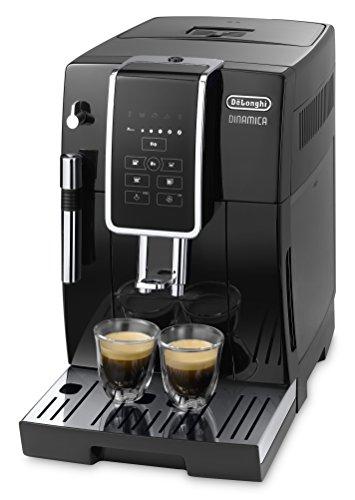 DeLonghi ECAM 350.15.B - Cafetera (Independiente, Cafetera de filtro, Negro, Tocar, Totalmente automática)