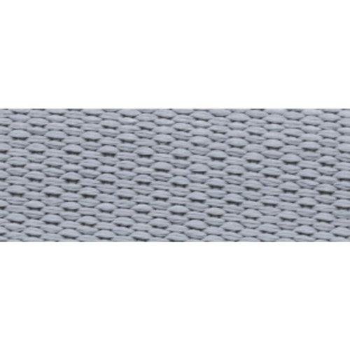 HKM 557566 Nylonhalfter mit Lammfell, Vollblut, grau