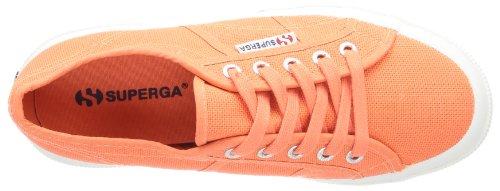 Superga - 2750 Cotu Classic, Scarpe da ginnastica Unisex - Adulto Rosso (Fresh Salmon)