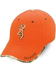 Browning - Casquette Browning Sure Shot orange