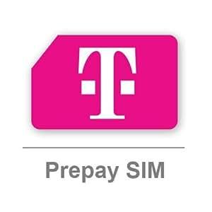 T-Mobile PAYG SIM including £5 credit