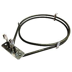 Electrolux 3570284038 Tricity Bendix Zanussi Oven Fan Oven Heater Element