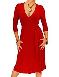 150d8389802 Suchergebnis auf Amazon.de für  wickelkleid - 38   Kleider   Damen ...