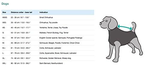 Medical Pet Shirt Hund - Blau XS