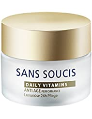 Sans Soucis Daily Vitamins Anti Age Performance Luxuriöse 24 H Pflege, 1er Pack (1 x 50 g)