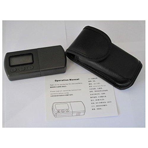 Tiptiper Digitale Drehscheibe Stylus Kraft Scale Gauge Tester Blue LCD Hintergrundbeleuchtung für Tonarm Phono Patrone (Stylus Lcd)