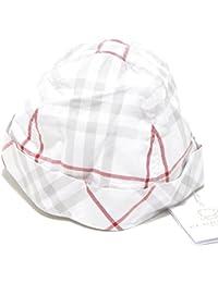 Burberry 6056G cappello bimbo bimba BABY check cotone accessori hat unisex e8d4a4fb8ce0